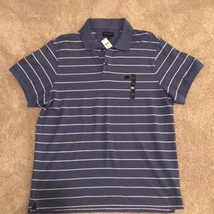 Banana Republic short sleeved polo shirt